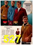 1966 Montgomery Ward Fall Winter Catalog, Page 527