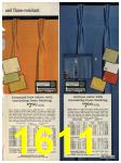 1972 Sears Fall Winter Catalog, Page 1611
