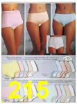 1985 Sears Spring Summer Catalog, Page 215