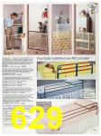 1988 Sears Fall Winter Catalog, Page 629