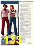 1974 Sears Fall Winter Catalog, Page 133