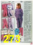 1986 Sears Fall Winter Catalog, Page 273
