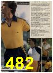 1979 Sears Spring Summer Catalog, Page 482