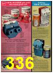 1973 Montgomery Ward Christmas Book, Page 336