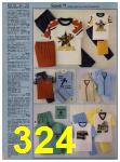 1984 Sears Spring Summer Catalog, Page 324
