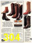 1982 Sears Fall Winter Catalog, Page 304