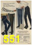 1965 Sears Spring Summer Catalog, Page 551