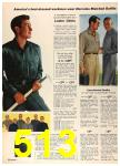 1958 Sears Spring Summer Catalog, Page 513