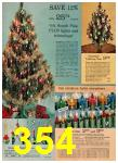 1972 Montgomery Ward Christmas Book, Page 354