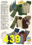 1976 Sears Fall Winter Catalog, Page 439