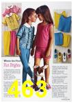 1967 Sears Spring Summer Catalog, Page 463