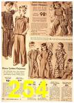 1942 Sears Spring Summer Catalog, Page 254