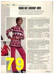 1973 Sears Fall Winter Catalog, Page 79