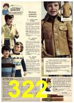 1976 Sears Fall Winter Catalog, Page 322