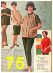 1962 Sears Fall Winter Catalog, Page 75