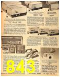 1962 Sears Fall Winter Catalog, Page 843