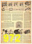 1949 Sears Spring Summer Catalog, Page 972