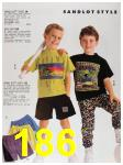 1992 Sears Summer Catalog, Page 186