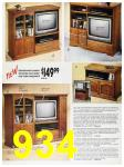 1988 Sears Fall Winter Catalog, Page 934