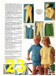 1969 Sears Spring Summer Catalog, Page 23