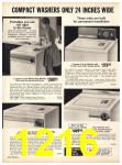 1971 Sears Fall Winter Catalog, Page 1216