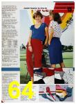1986 Sears Spring Summer Catalog, Page 64