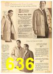 1962 Sears Fall Winter Catalog, Page 636