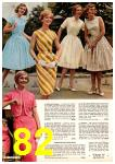 1962 Montgomery Ward Spring Summer Catalog, Page 82