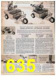 1957 Sears Spring Summer Catalog, Page 635