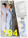 1985 Sears Fall Winter Catalog, Page 194