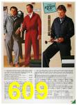 1985 Sears Fall Winter Catalog, Page 609