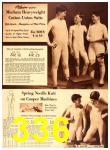 1940 Sears Fall Winter Catalog, Page 336