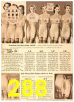 1949 Sears Spring Summer Catalog, Page 288
