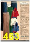 1977 Sears Fall Winter Catalog, Page 463