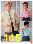 1986 Sears Fall Winter Catalog, Page 115