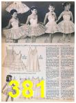1957 Sears Spring Summer Catalog, Page 381