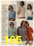 1965 Sears Spring Summer Catalog, Page 105