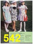 1988 Sears Spring Summer Catalog, Page 542