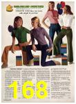 1971 Sears Fall Winter Catalog, Page 168