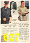 1962 Sears Fall Winter Catalog, Page 627