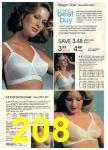 1981 Montgomery Ward Spring Summer Catalog, Page 208