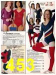 1982 Sears Fall Winter Catalog, Page 453