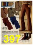 1972 Sears Fall Winter Catalog, Page 397