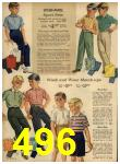 1962 Sears Spring Summer Catalog, Page 496