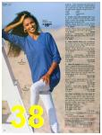 1993 Sears Spring Summer Catalog, Page 38