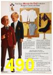 1967 Sears Spring Summer Catalog, Page 490
