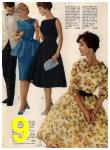 1960 Sears Spring Summer Catalog, Page 9