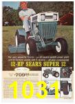 1967 Sears Spring Summer Catalog, Page 1031