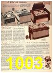 1956 Sears Fall Winter Catalog, Page 1003