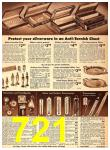 1942 Sears Spring Summer Catalog, Page 721